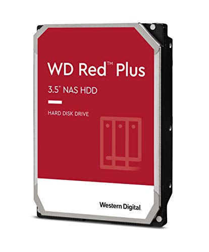 "WD Red 1TB NAS Hard Drive - 5400 RPM Class, SATA 6 Gb/s, 64 MB Cache, 3.5"" - WD10EFRX - imobile mx"