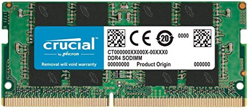 rucial - Memoria DDR4 3200 MT/s (PC4-25600) SODIMM de 260 Pines - imobile mx