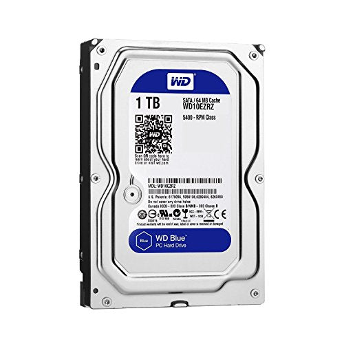 Western Digital WD Blue - Disco Duro para PC (500 GB, Clase 5400 RPM) - imobile mx