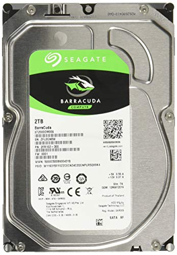 SEAGATE Seagate Disco Duro Interno Barracuda - imobile mx