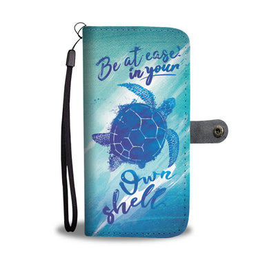 Awesome Sea Turtle Wallet Case