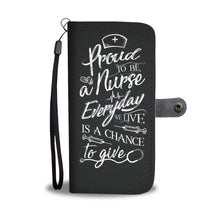 Awesome Nurse Wallet Case