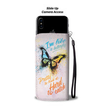 Awesome Butterfly Wallet Case