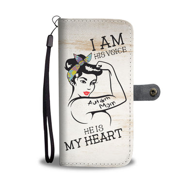 Awesome Autism Wallet Case