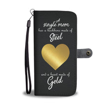 Awesome Single Mom Wallet Case
