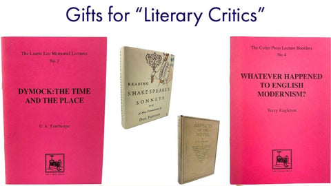 gifts for literary critics