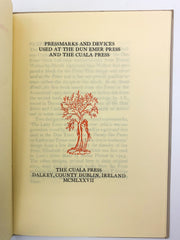 Cuala Press | Dun Emer Design | Cheltenham Rare Books
