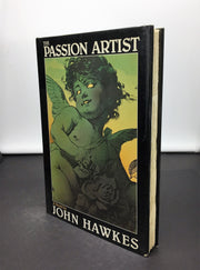 John Hawkes - SIGNED | The Passion Artist | Rare Books