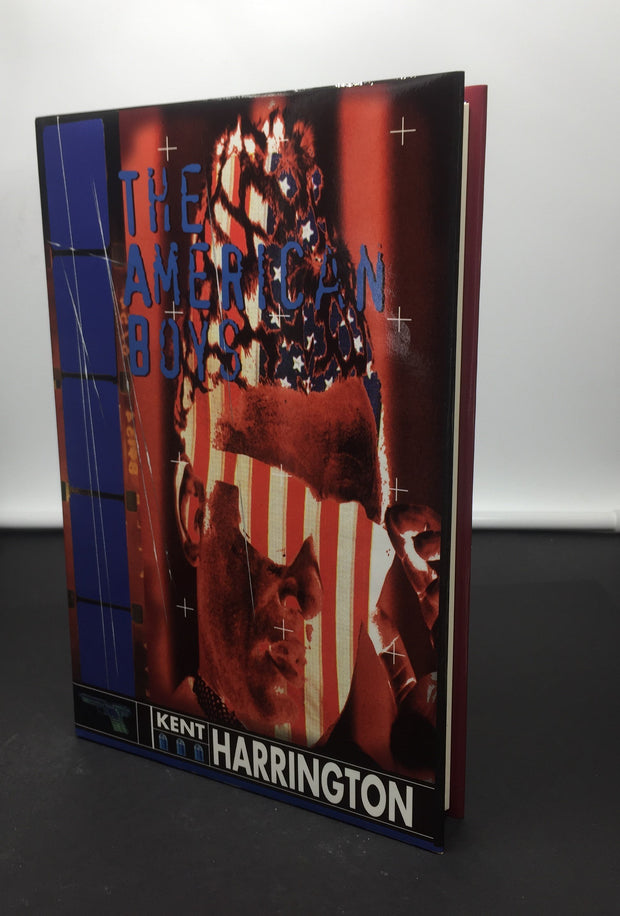 Kent Harrington - SIGNED | The American Boys | Rare Books