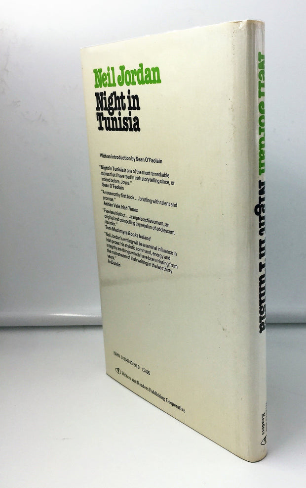 Neil Jordan | Night in Tunisia ( John Fowles' copy ) | Rare Books