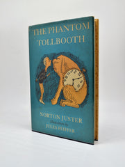 Norton Juster | The Phantom Tollbooth | Rare Books