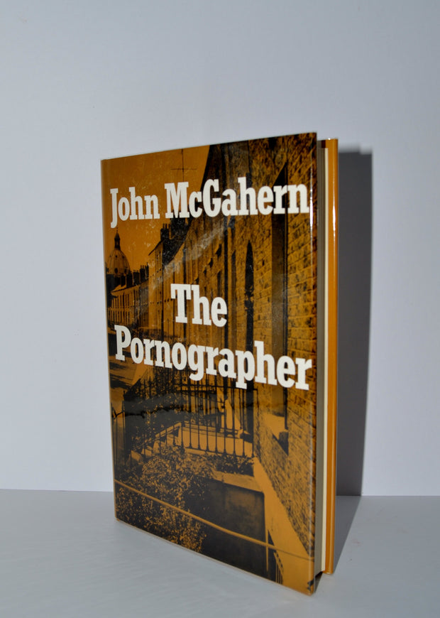 John McGahern | The Pornographer | Rare Books