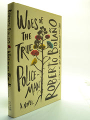 Roberto Bolano | Woes of the True Policeman | Rare Books