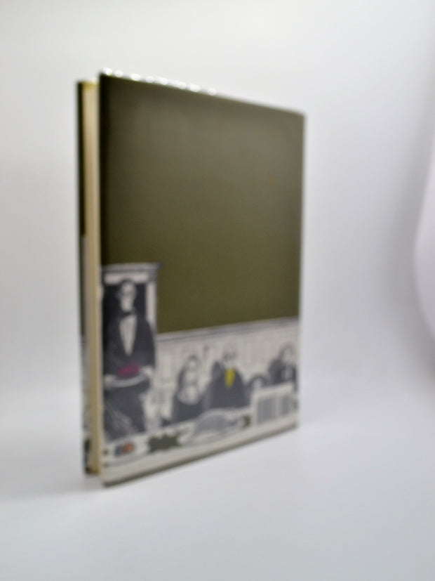 Chas Addams 1st Edition | The Addams Family Album | Rare Books
