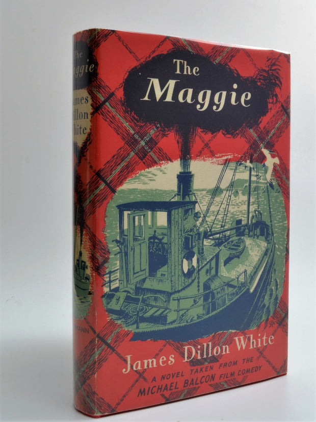James Dillon White | The Maggie | Rare Books