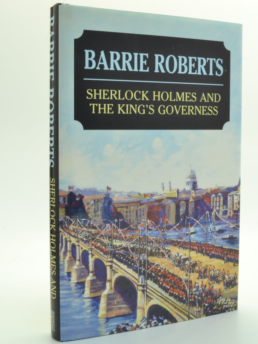 Roberts, Barrie - Sherlock Holmes and the King's Governess