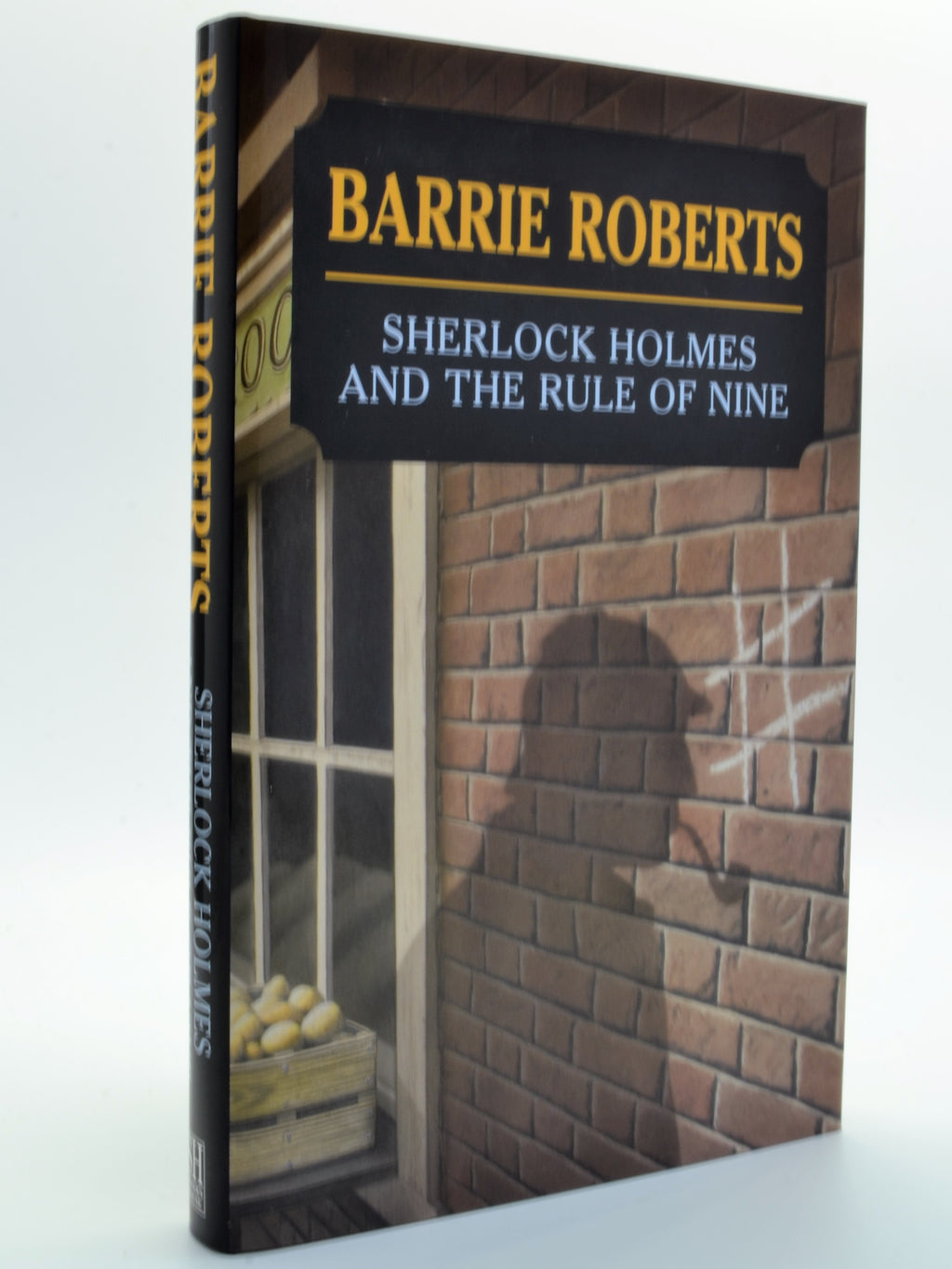 Roberts, Barrie - Sherlock Holmes and the Rule of Nine