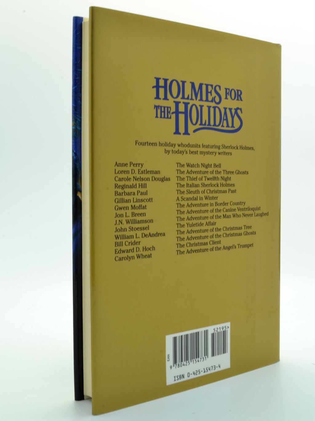 Perry, Anne et al. -  Holmes for Holidays