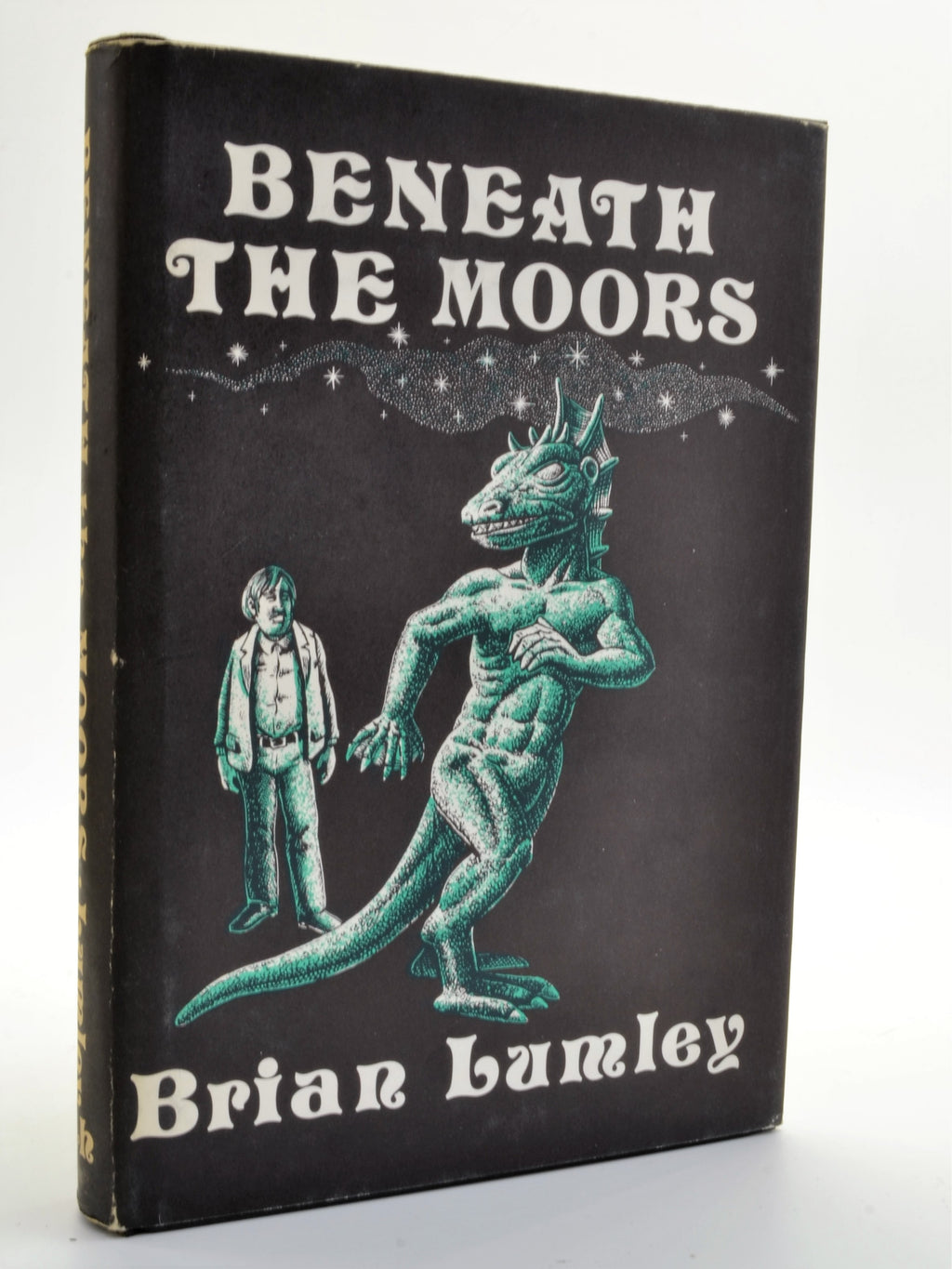 Lumley, Brian - Beneath the Moors