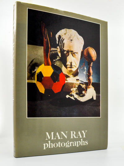 Ray, Man - Man Ray Photographs | front cover