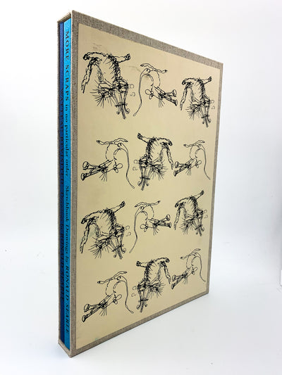 Searle, Ronald - Watteau Revisited and More Scraps - SIGNED Standard Edition | front cover