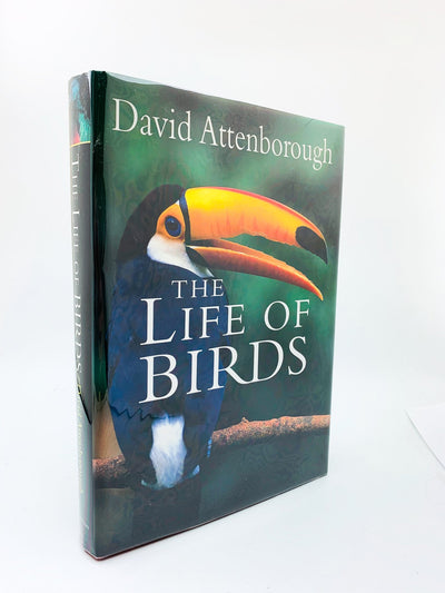 Attenborough, David - The Life of Birds - SIGNED | front cover