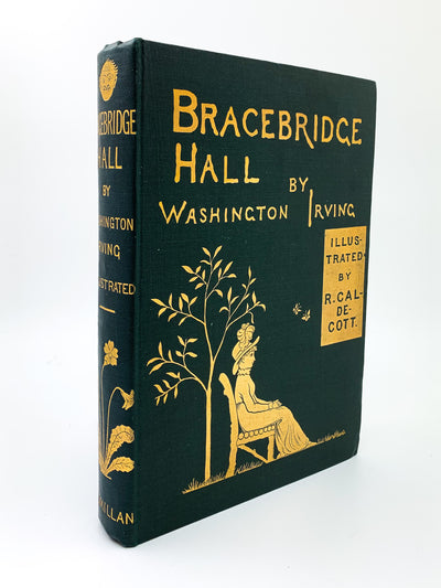Irving, Washington - Bracebridge Hall | front cover