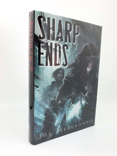 Abercrombie, Joe - Sharp Ends - SIGNED | front cover