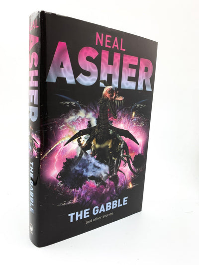 Asher, Neal - The Gabble and Other Stories | front cover