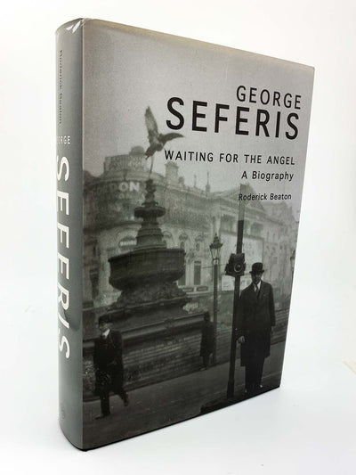 Beaton, Roderick - George Seferis : Waiting for the Angel - A Biography | front cover
