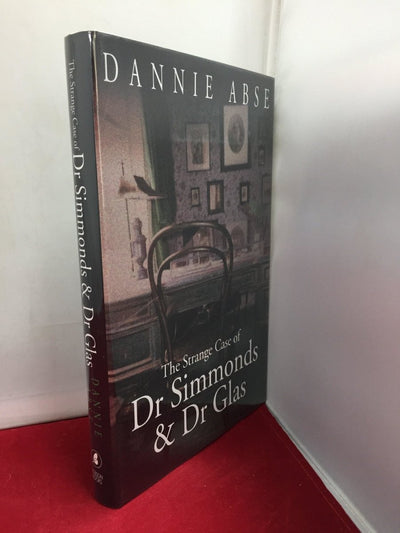Abse, Dannie - The Strange Case of Dr Simmonds & Dr Glas | front cover