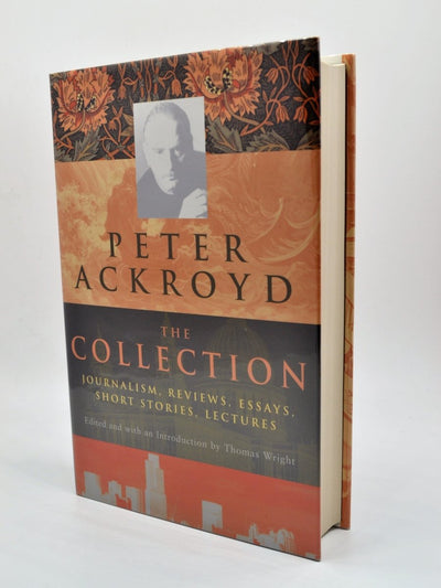 Ackroyd, Peter - The Collection | front cover