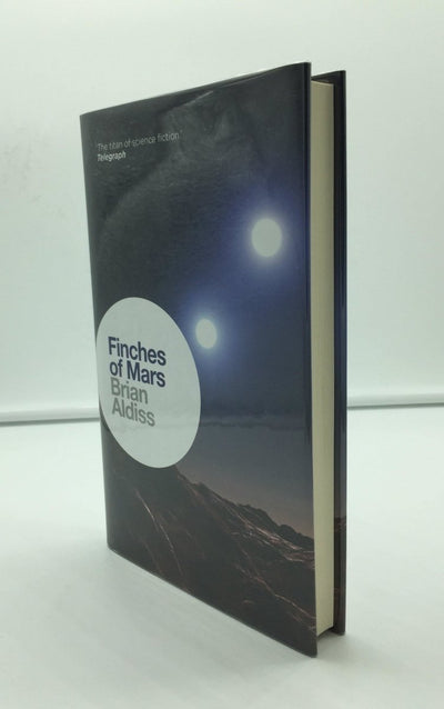 Aldiss, Brian - The Finches of Mars | front cover
