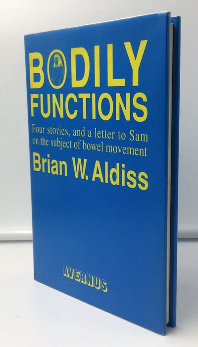 Aldiss, Brian W - Bodily Functions | front cover
