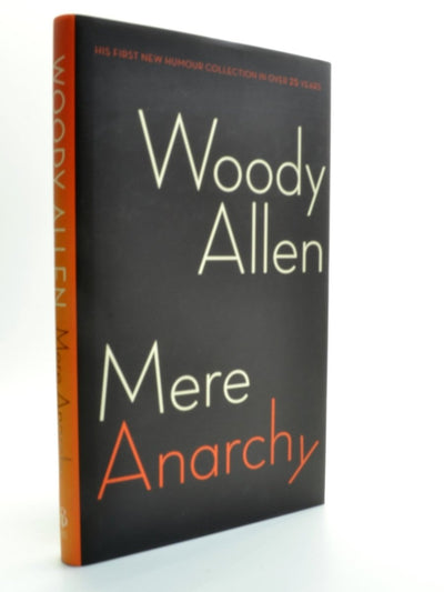 Allen, Woody - Mere Anarchy | front cover