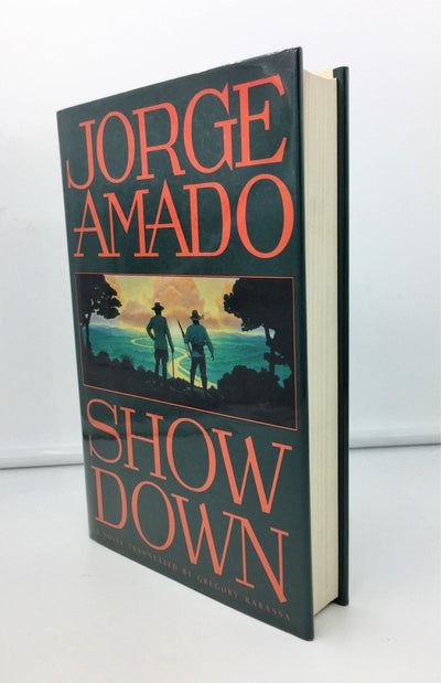 Amado, Jorge - Show Down | front cover