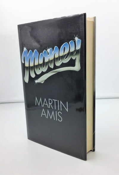 Amis, Martin - Money | front cover