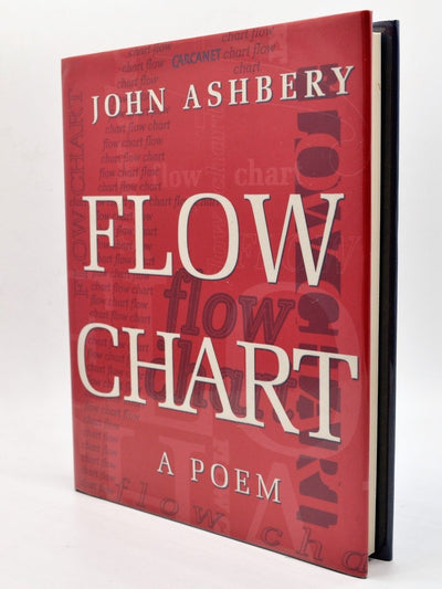 Ashbery, John - Flow Chart | front cover