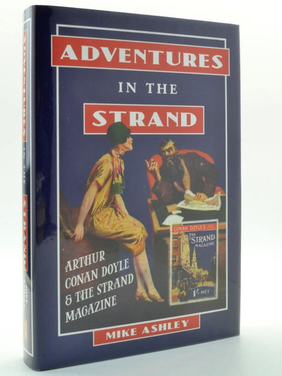 Ashley, Mike - Adventures in the Strand | front cover