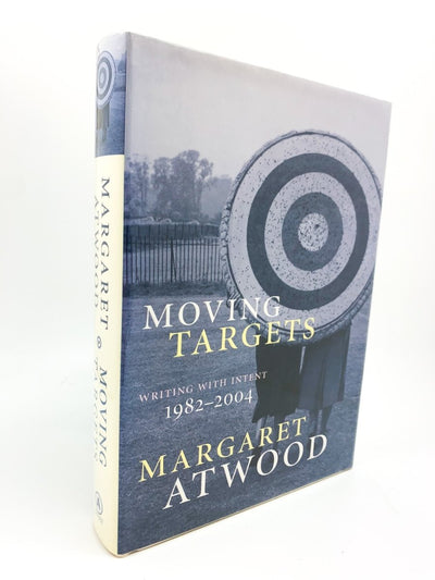 Atwood, Margaret - Moving Targets | image1