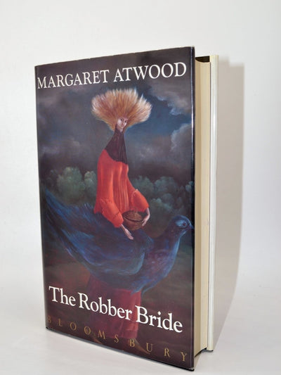 Atwood, Margaret - The Robber Bride | front cover