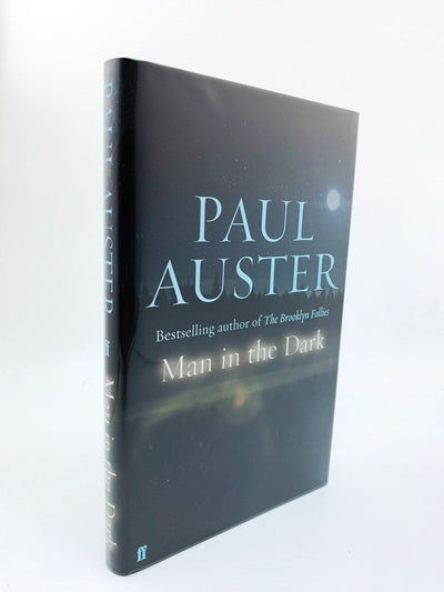 Auster, Paul - Man in the Dark - SIGNED | front cover