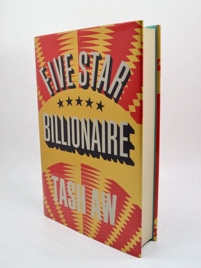 Aw, Tash - Five Star Billionaire | front cover