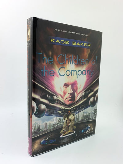 Baker, Kage - The Children of the Company - SIGNED | front cover