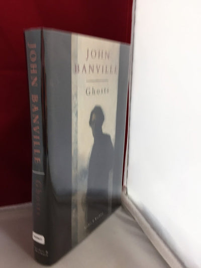 Banville, John - Ghosts | front cover