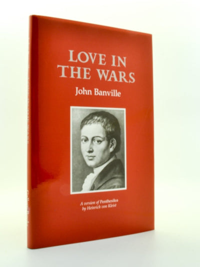 Banville, John - Love in the Wars | front cover