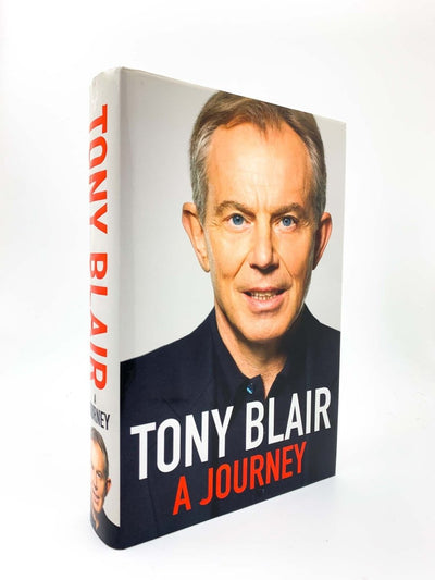 Blair, Tony - A Journey (SIGNED) | image1