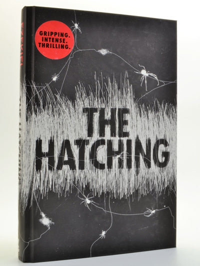 Boone, Ezekiel - The Hatching - SIGNED | front cover