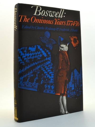 Boswell, James - Boswell : The Ominous Years | front cover