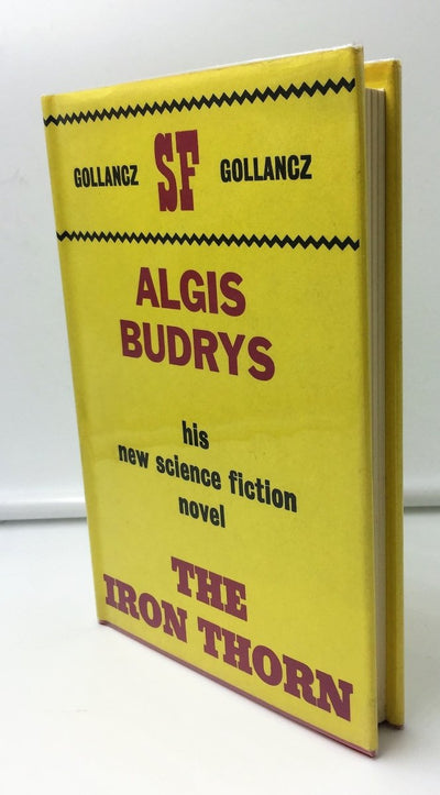 Budrys, Algis - The Iron Thorn | front cover